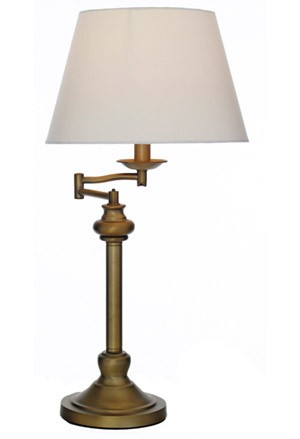bordslampa new england stil