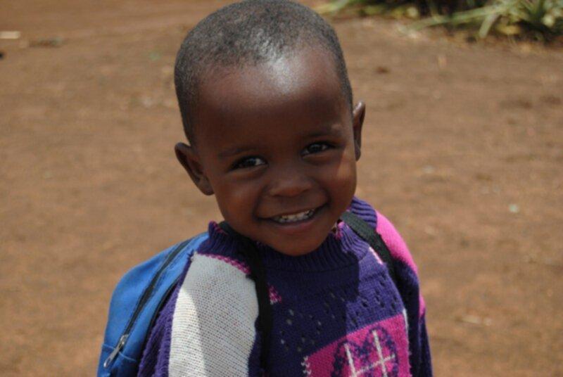 adoptera barn från afrika
