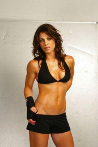 tjejer som tränar