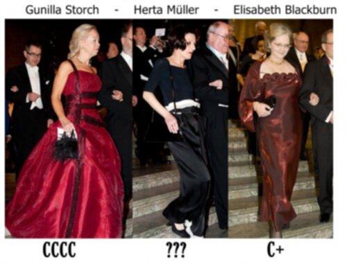86c568c44030 Nobelfesten 2009: Klänningarna