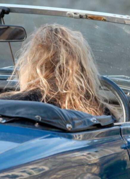 reparera slitet hår