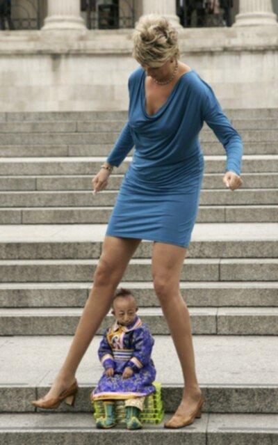 sveriges längsta kvinna