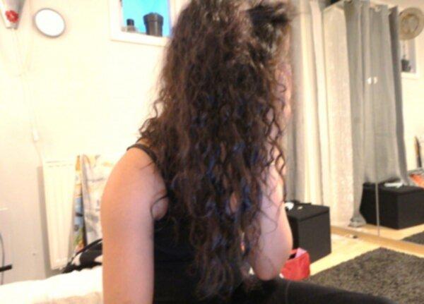 permanenta håret hemma tips