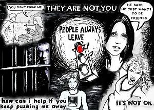 One Tree Hill Peyton Drawings They Are Not You P.Sawyer-People Always...