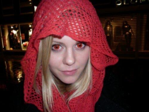 kontaktlinser röda ögon