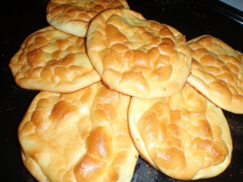 bröd med kvarg