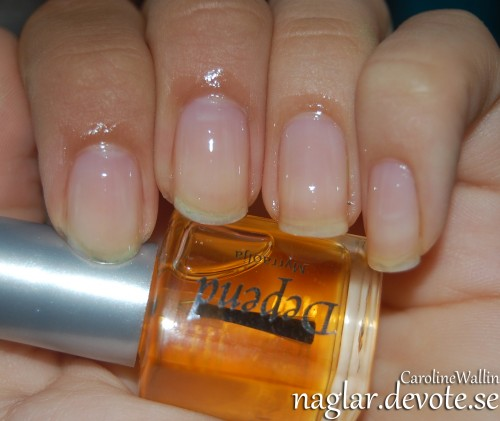 hårda naglar lack