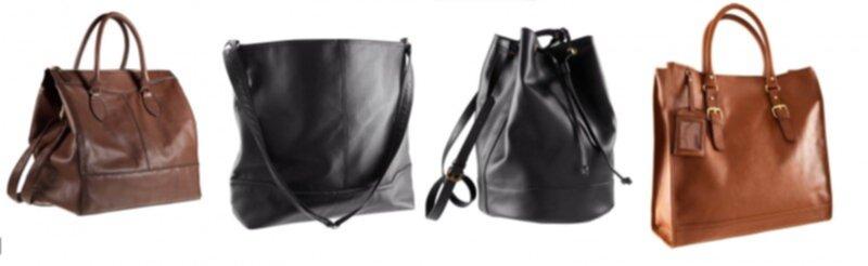 väska med fransar h&