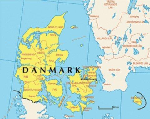 köpenhamn på danska