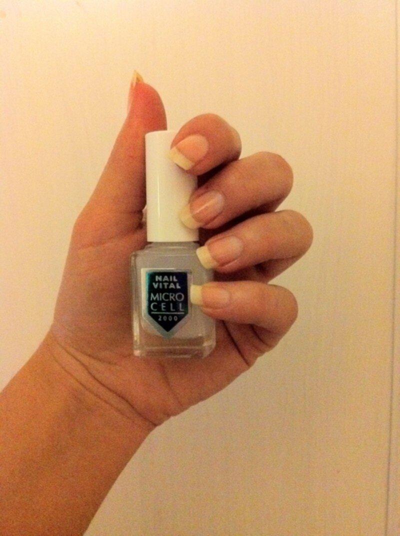nail vital kicks