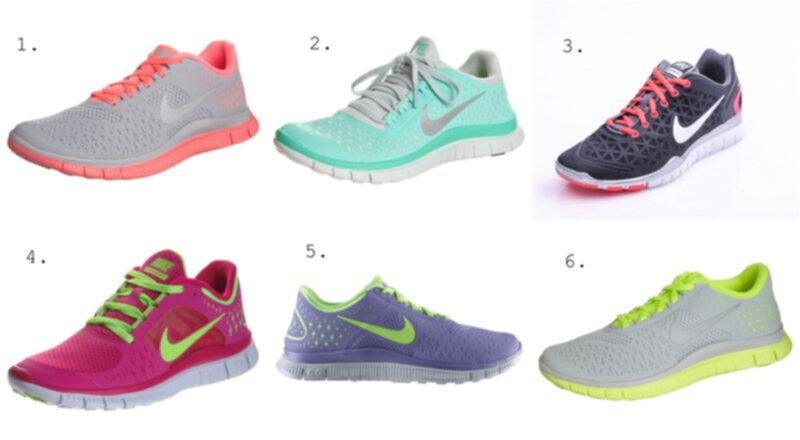 Dessa valde jag för att färgerna stack ut och man blir taggad för att gå ut  och springa. Och dessa skorna ser också sköna ut att gå ut en lång bit 4623aca64bf06