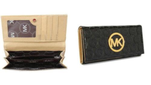 michael kors plånbok kopia