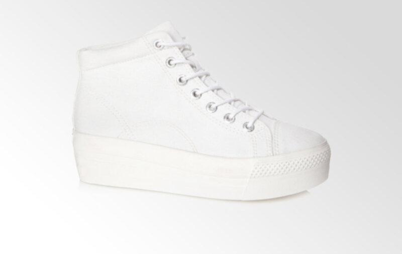 platå sneakers skor