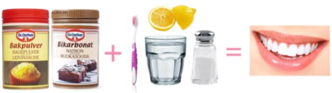 vitare tänder tips